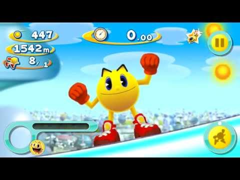 PAC-MAN DASH Android Gameplay