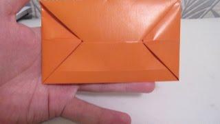 Конверт Оригами!!! Как сделать конверт из бумаги своими руками!(Новый канал ОРИГАМИ МАСТЕР- https://www.youtube.com/channel/UCNsNXYEU62inFHvVMPE6lCg В этом видео обзоре я покажу, как сделать конверт..., 2014-11-12T12:07:39.000Z)
