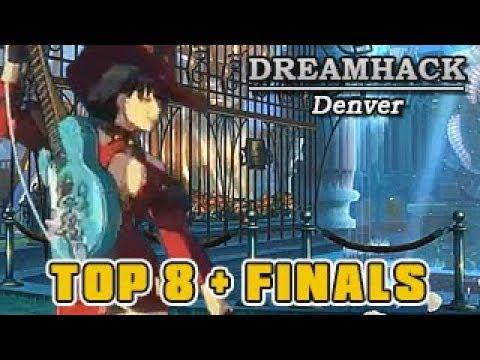 GGXrd Revelator 2   Tournament   TOP 8 + Finals (Flash, Viper, BeautifulDude + more)
