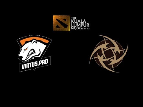VP Vs NiP The Kuala Lumpur Major Highlights Dota 2