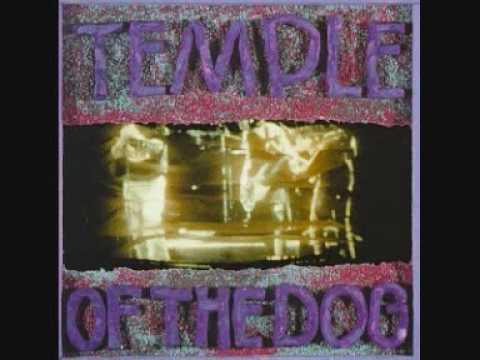 Temple Of The Dog - Pushing Forward Back