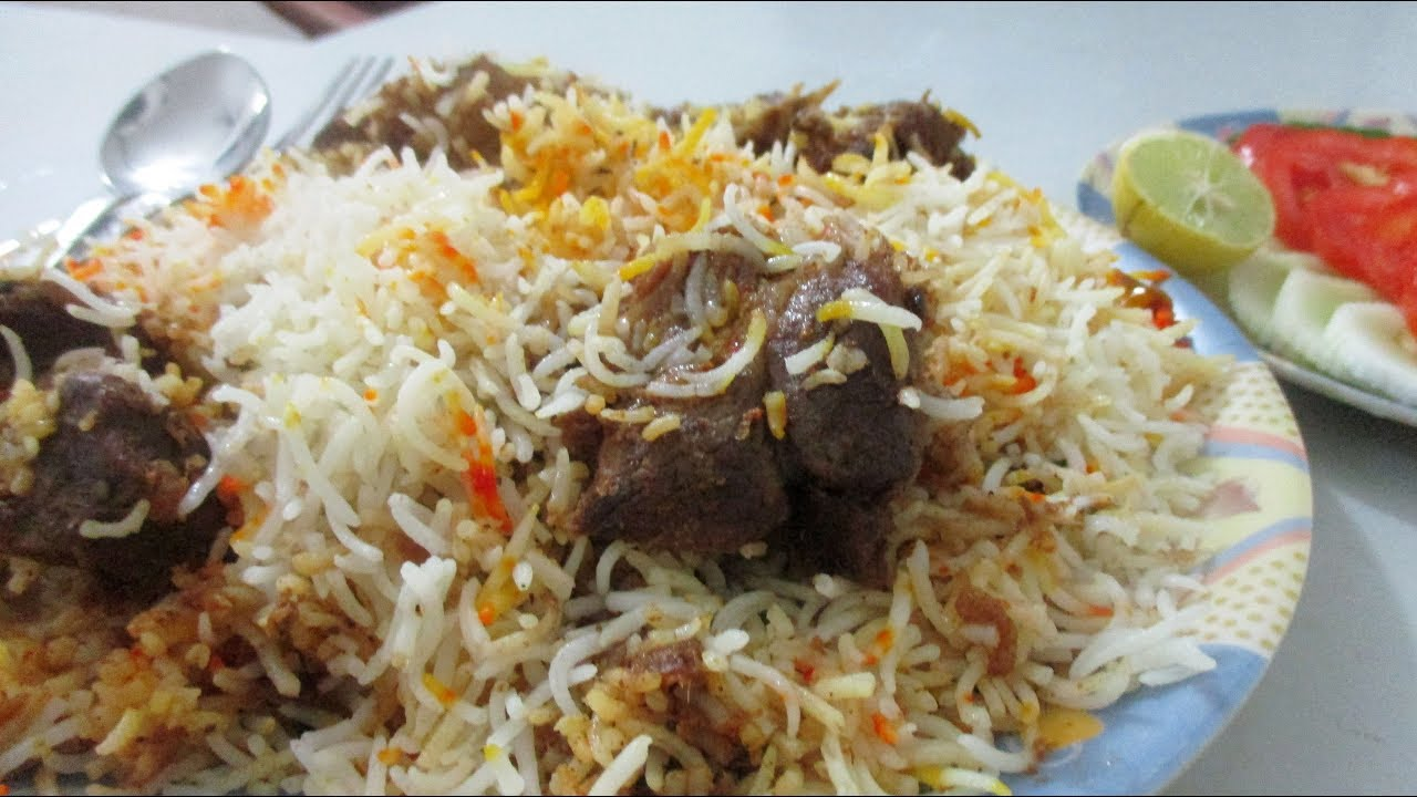 recipe: mutton dum biryani recipe in hindi [13]