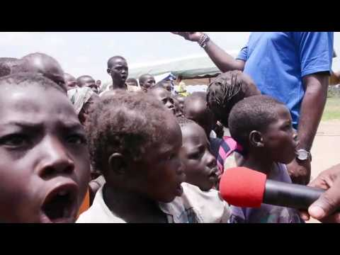 Prince Osisioma Foundation Outreach to IDPs full video