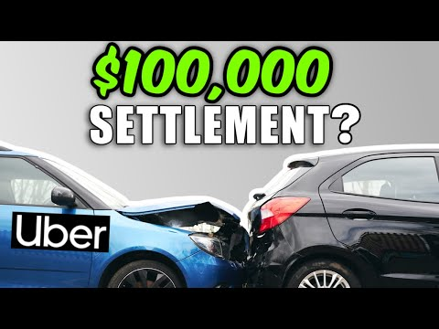 Uber Accident Settlements, Claims, Insurance and Lawsuits: Medical Bills, Lost Wages, Pain Suffering