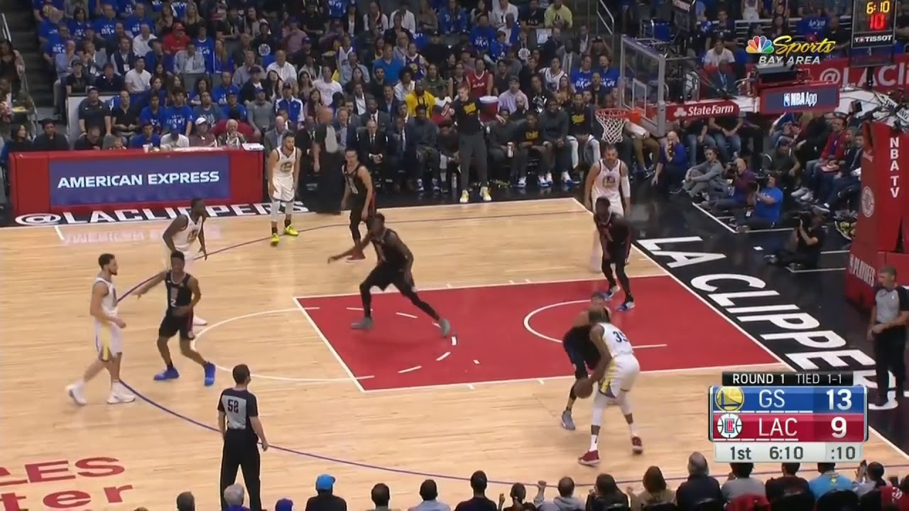 Warriors Game Breakdown: Dubs dominate Clippers behind