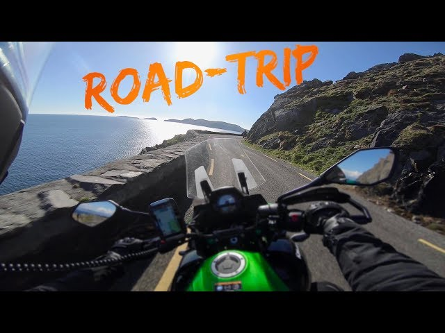 ROAD-TRIP EN IRLANDE 🇮🇪Partie 1