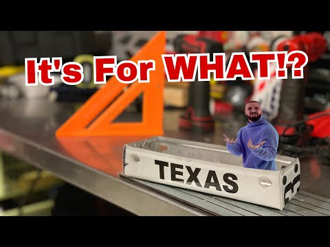 DIY License Plate Box (project)