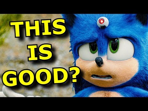 The Sonic Movie Does NOT Suck!!! - Film Review