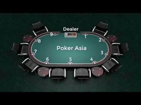 Hướng dẫn chơi game Poker   Cổng game Poker Asia - YouTube