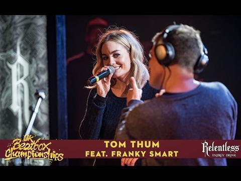 Tom Thum Feat Franky Smart 'Teardrop' (Cover) - 2016 UK Beatbox Championships
