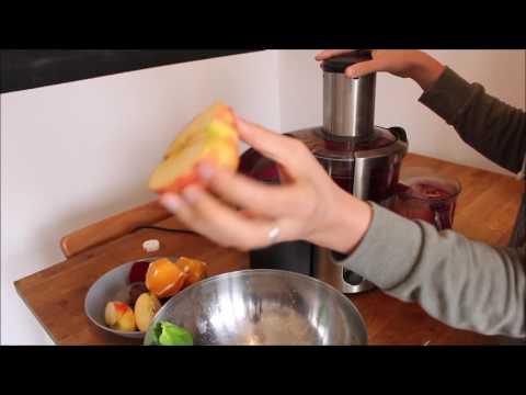 400ml deluxe hand citrus juicer stainless steel