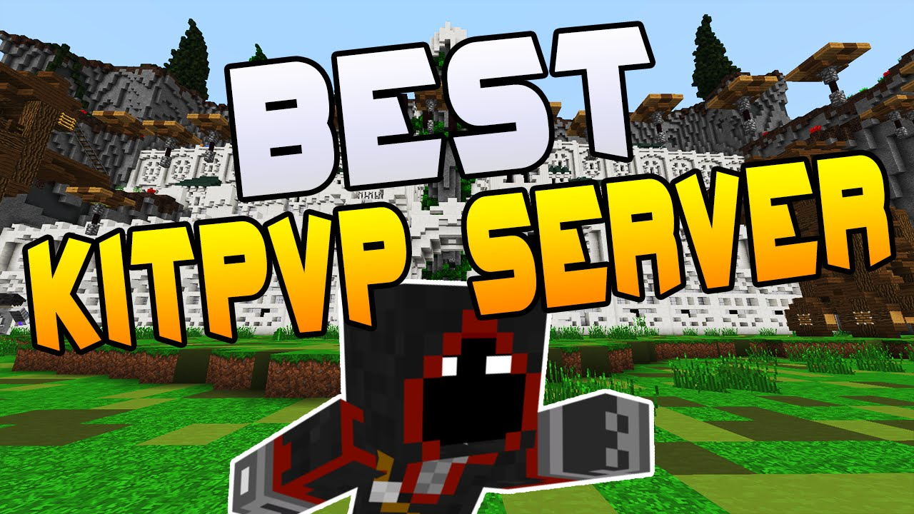 The Best Minecraft Kitpvp Server YouTube
