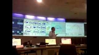 Visita a la planta la Atarjea-SEDAPAL (Administración de las Tecnologías de Información)