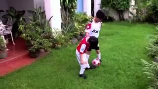 Sean n theo soccer pt2 Thumbnail