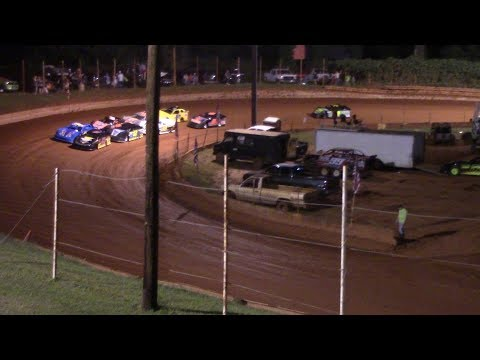 Winder Barrow Speedway Mini Late Model  Feature Race 8/31/19