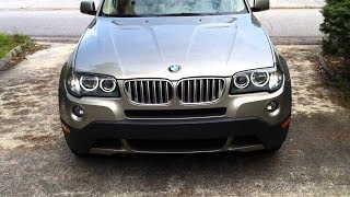 TOP 30 Things That Will Go Wrong With A 100k+ Mile BMW X3 E83