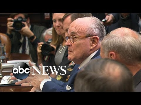 Trump adds Rudy Giuliani to legal team