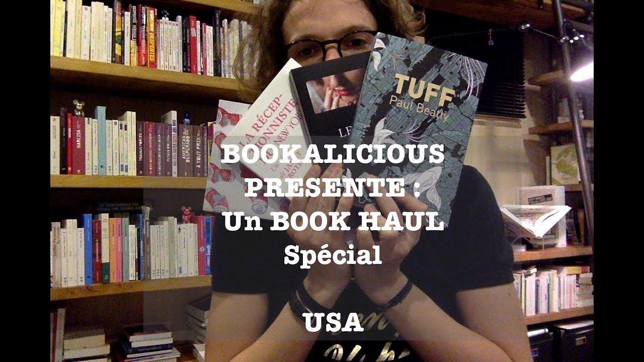 Bookhaul spécial USA