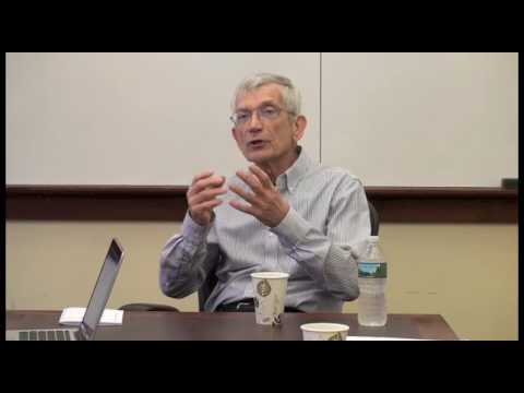 2016 APPLE Interview with Professor Brian MacWhinney