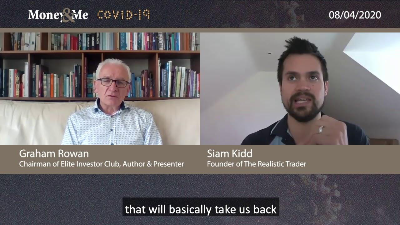 Siam Kidd, Money & Me, COVID-19 Special