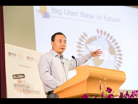 China tech entrepreneur Ming Lei on building the next big thing