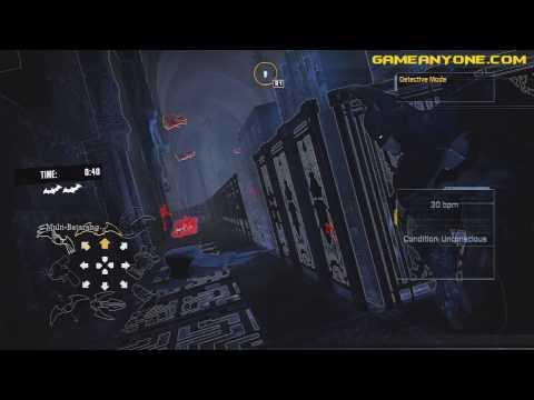 Batman: Arkham Asylum - Predator Challenge Mode - Record Breaker (Extreme)
