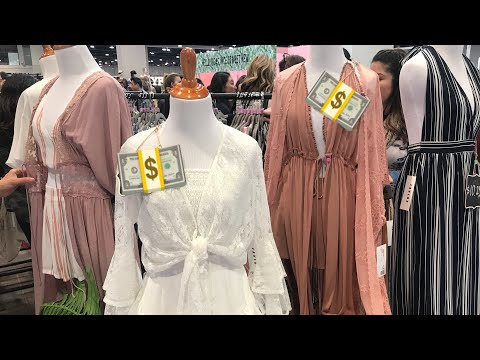 Where Instagram Boutiques Buy Wholesale | Preview of wholesale prices.