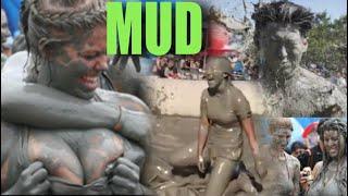 Mud festival 2018 Korea Boryeong twitch fails