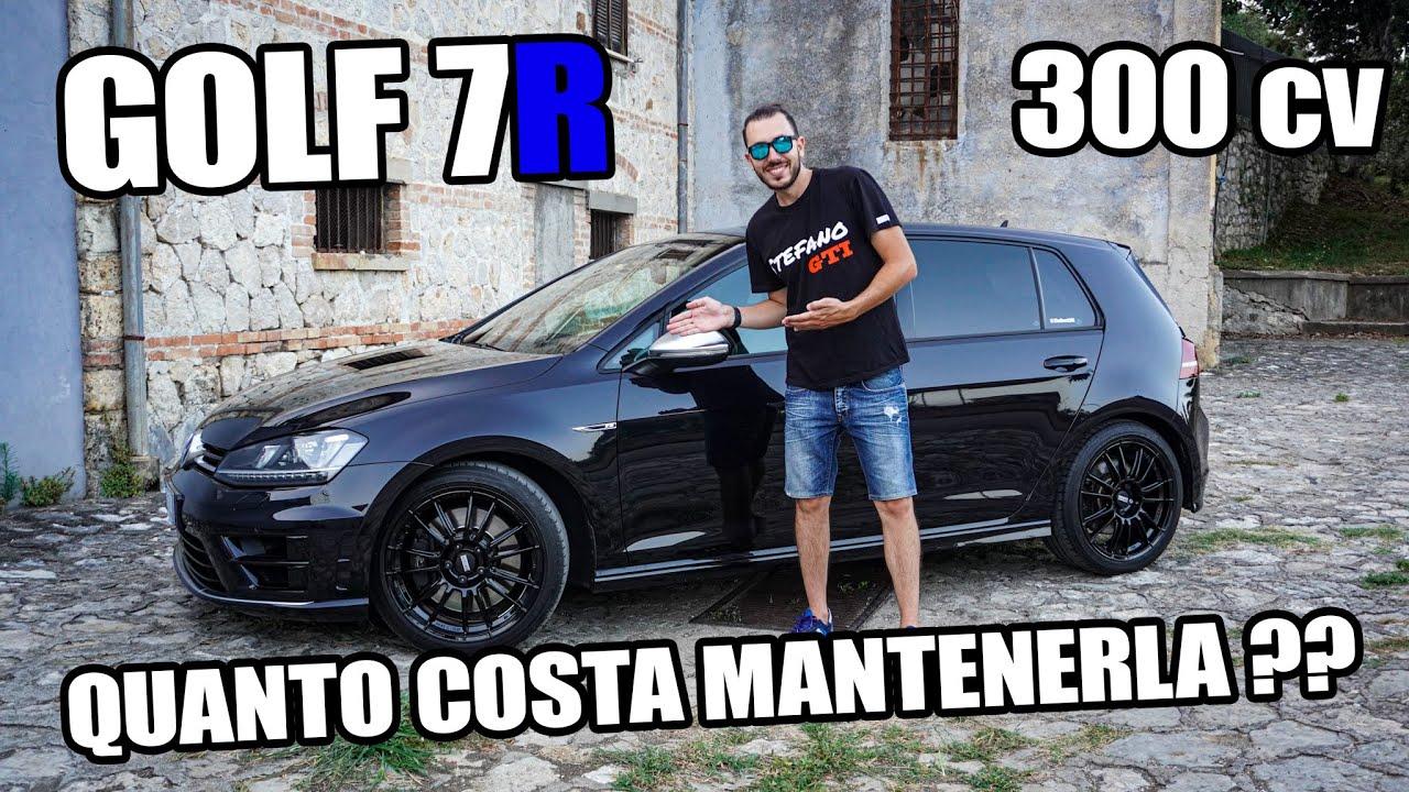 Download QUANTO COSTA MANTENERE UNA GOLF 7R da 300 CAVALLI in ITALIA ?? 💶💶