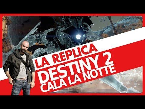 Destiny 2 - Cala la Notte... e fa freddo - Gameplay ITA