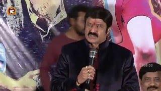 BalaKrishna Speech at Guntur Talkies Trailer Launch - Rashmi Gautam, Shraddha Das || Praveen Sattaru