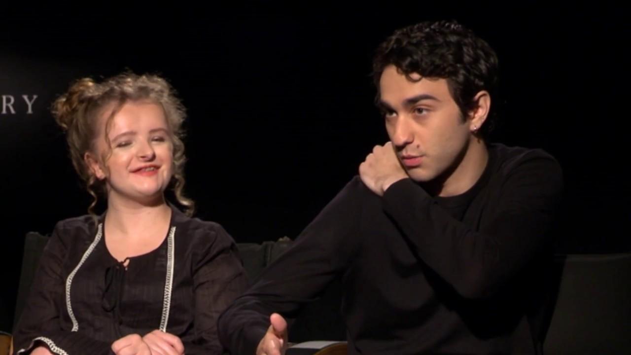 Milly Shapiro & Alex Wolff: HEREDITARY - YouTube