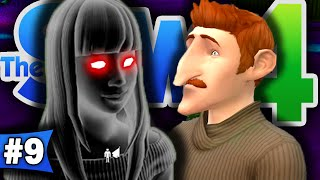 GHOST ATTACK! - The Sims 4 - #9 - (Sims 4 Funny Moments)