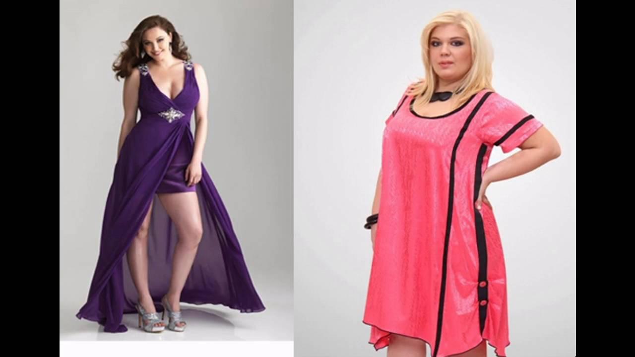 2772239b1 Vestidos de moda para gorditas y bajitas - YouTube