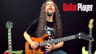 Guitar Player Brasil - Edição #221 - Transcrição - Wasting Love, Iron Maiden