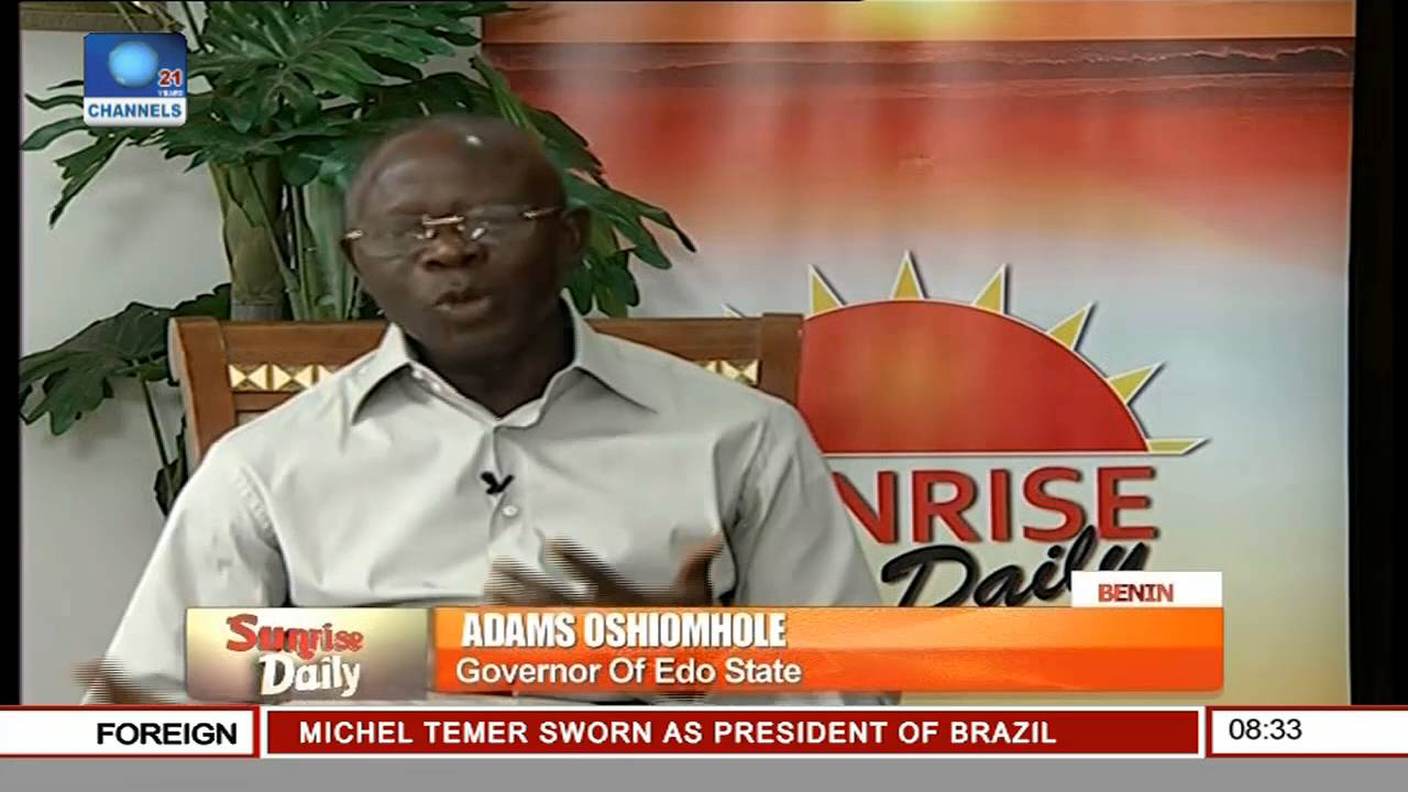Edo state youth empowerment scheme archives independent.