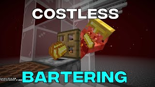Costless Bartering In Snapshot 20w07a