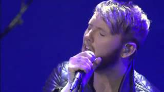 James Arthur - SUICIDE { BALOISESESSION in Switzerland 23/10/2015}