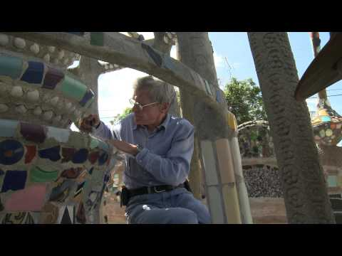 Watts Towers Conservation Project