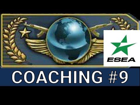 CS:GO Global Elite Coaching - part 09 - Esea Lem Help