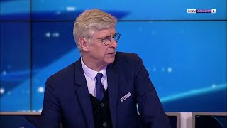 Wenger shares his thoughts on the Xhaka situation