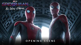 #spidermannowayhomespider-man: no way home opening titles concept. are you excited for home, would like to see toby maguire and andrew garfield re...