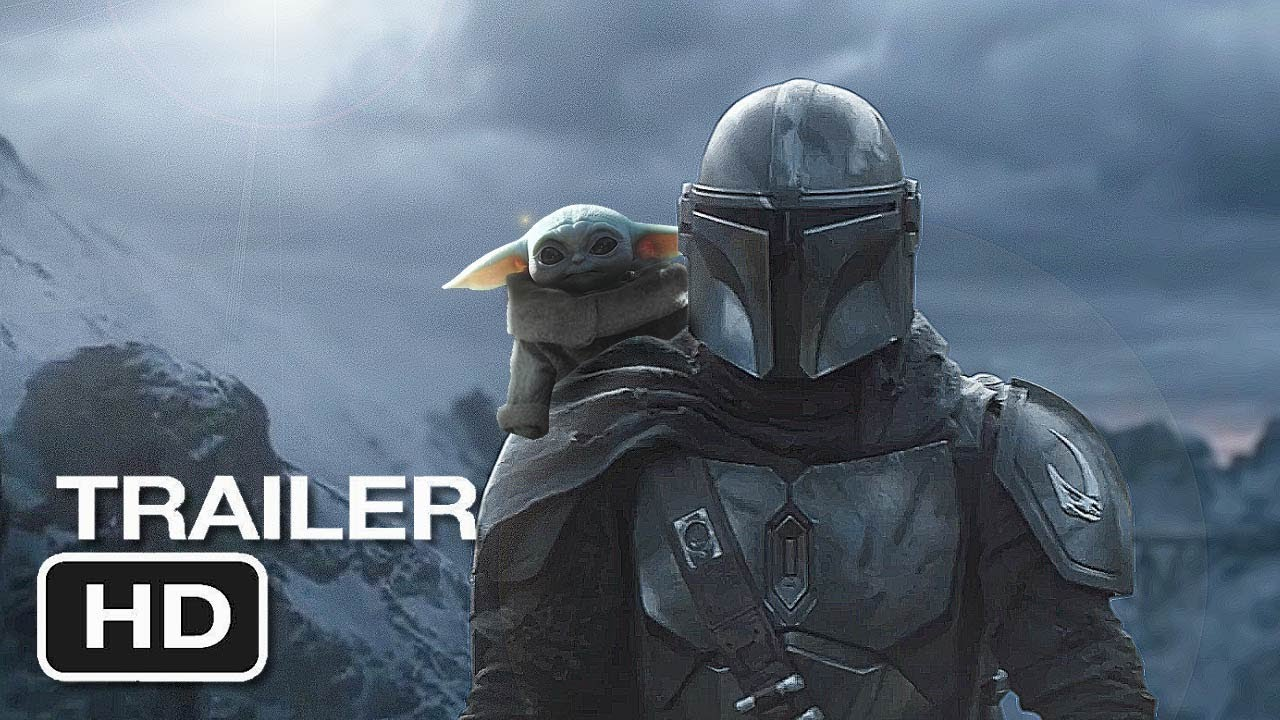 The Mandalorian Season 2 Teaser Trailer Concept Youtube