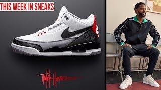 SUPER RARE Jordan 3's, Big Sean SIGNATURE Shoes, TONS Of Air Maxes & More!   This Week In Sneaks