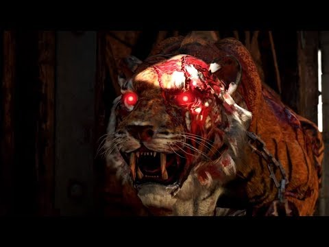 Black Ops 4 Zombies: Gameplay Trailer (Call of Duty BO4 Zombies IX & Voyage of Despair)