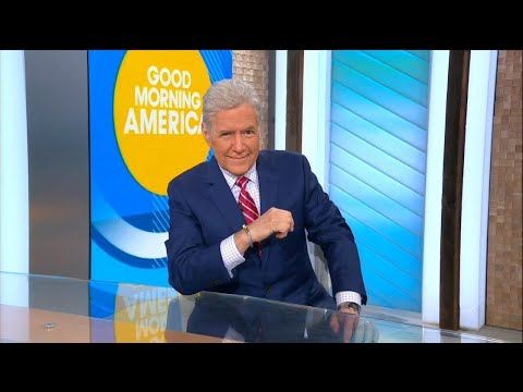 The Woody Show - Alex Trebek Says Chemo Has Left Him Depressed