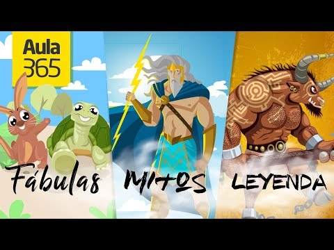 ¿Qué es un Mito, una Leyenda y una Fábula? ¿Cuál es la diferencia? | Videos Educativos para Niños