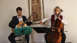 Beethoven Sonatina / Cello & Guitar Duo