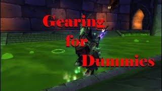 Part 1: Gearing for WOTLK  | Warmane