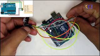 How to test NRF24L01 Transmitter and Receiver using arduio(Creative Electronics)